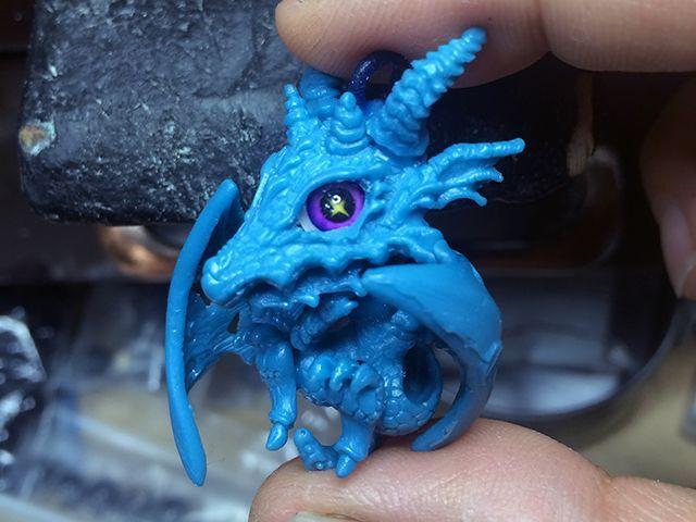 ドラゴン義眼2