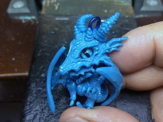 ドラゴン義眼1