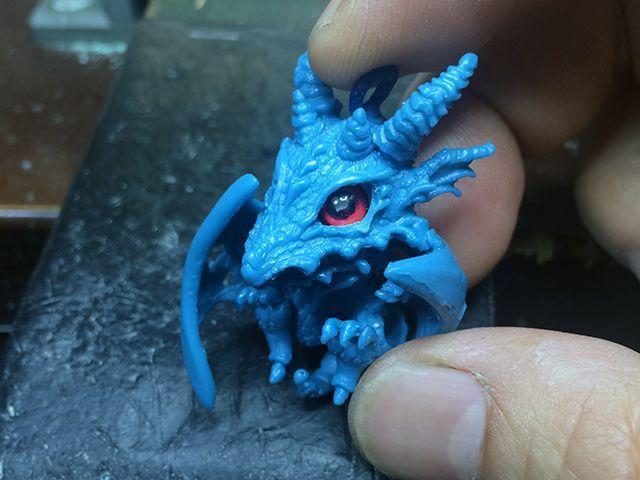 ドラゴン義眼3